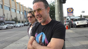David Arquette Says His NXT Wrestling Death Match with Nick Gage Will Be His Last