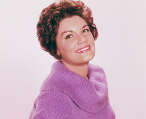 "Connie Francis shot to stardom in the late '50s and early '60s with classic songs like ""Who's Sorry Now,"" ""Lipstick On Your Collar"" and ""Stupid Cupid."""
