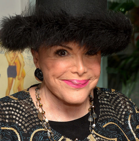 Connie Francis -- now 79 years old -- was photographed earlier this year looking in tune.