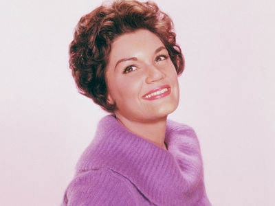 '60s Singer Connie Francis 'Memba Her?!
