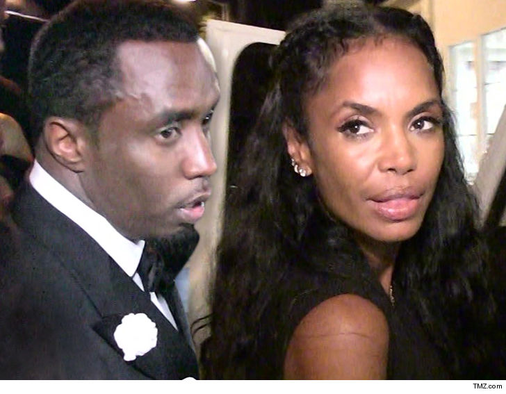 Diddy honors Kim Porter with private memorial in LA