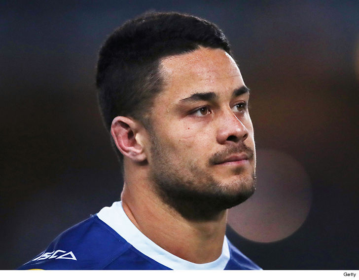 Australia rugby league star charged with sexual assault