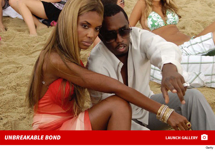 Diddy Breaks Down Crying Reminiscing On Kim Porter