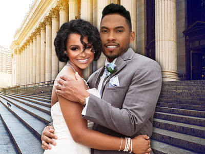 Miguel Gets Marriage License With High School Sweetheart Nazanin Mandi