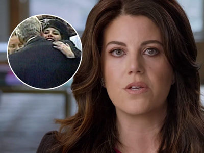 Monica Lewinsky Spills on THE DRESS & Linda Tripp -- Her Parents Also SPEAK OUT on Clinton!