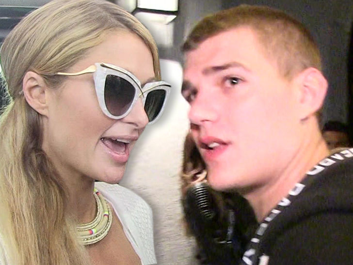 Paris Hilton's Ex-Fiance Chris Zylka Wants the $2 Million Engagement Ring Back