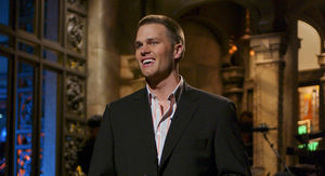 Tom Brady Explains Why He Probably Won't Do 'SNL'…