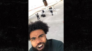 Ezekiel Elliott Clowns Bow Wow After Cowboys Beat Falcons