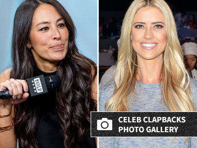 Christina El Moussa CLAPS BACK at Reports She's 'At War' with Joanna Gaines