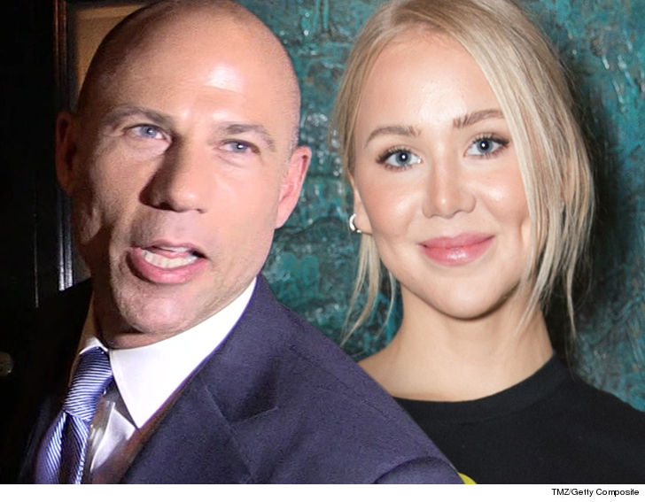 Michael Avenatti Hit with Restraining Order After Domestic Violence Arrest