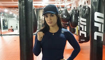 UFC's Rachael Ostovich Pulls Out of Paige VanZant Fight After Assault