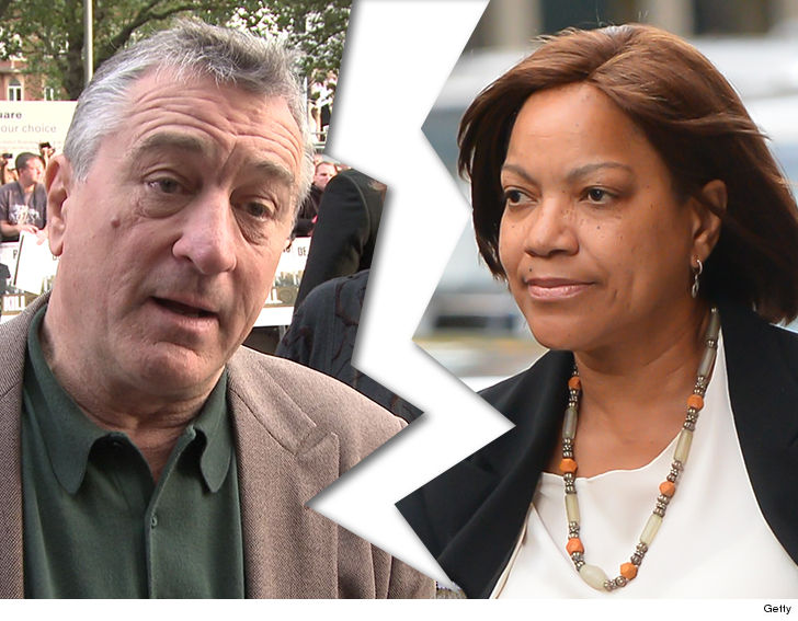 Robert De Niro 'splits' from wife Grace Hightower after 21 years