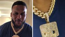 Aaron Donald Got $250,000 Diamond Chain Made Before MVP-Caliber Season