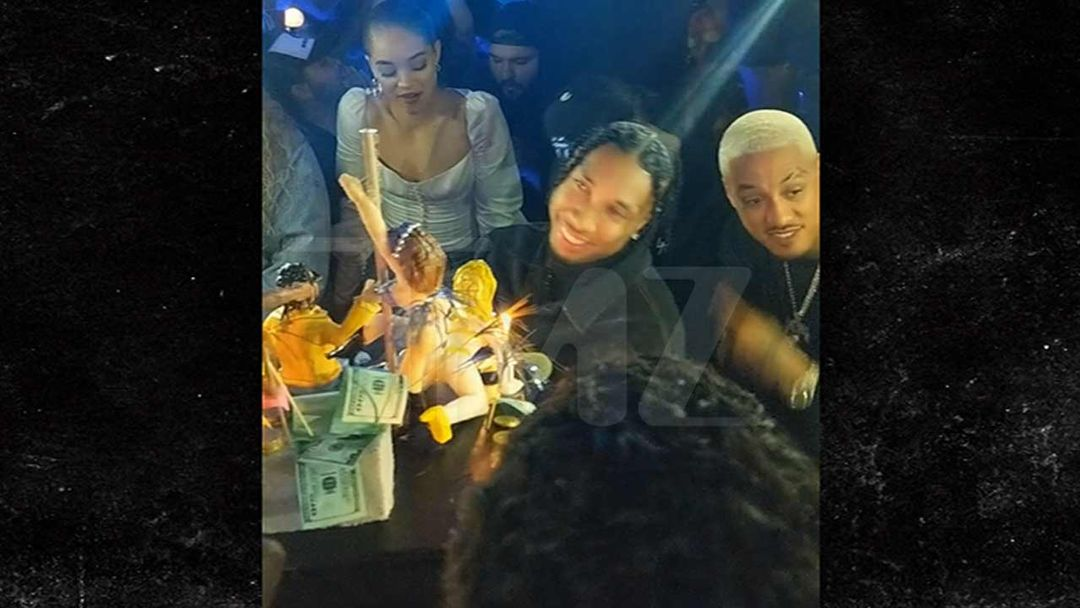 bc089f89e60f Tyga s Birthday Bash Featured G-Stringed Dancers and Josie Canseco Loved It