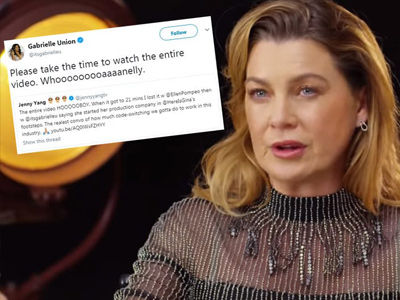 The Internet and Fellow Celebrities PRAISE Ellen Pompeo for Calling Out Lack of Diversity