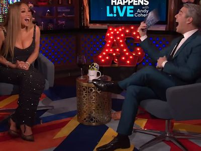 Mariah Says THIS Was 'Humiliating' on 'WWHL' -- Spills on Britney & 'Mortifying' Meryl Moment