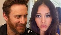 David Guetta Not Engaged to GF Despite Her Rocking Huge Diamond Ring