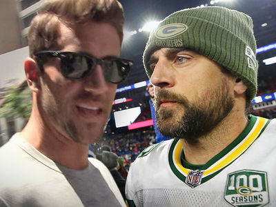 Aaron Rodgers' Brother Says QB is a Fraud Who Ignored Mom During CA Wildfires