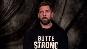 Aaron Rodgers Takes Heat From Brother For Fundraising Video