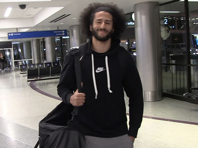 Colin Kaepernick Touches Down in L.A., NFL Ready?