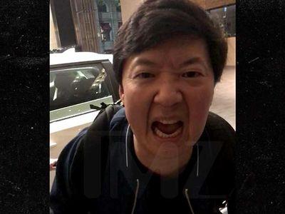 Ken Jeong Nurses Possible Hangover as He Talks Possible 'Hangover 4'