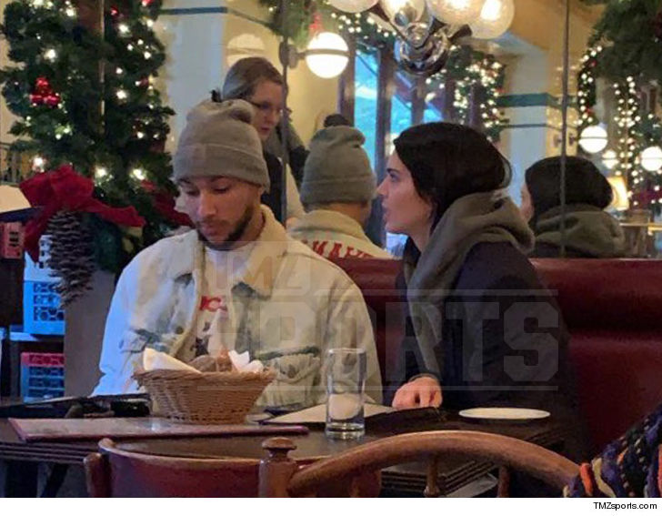 Ben Simmons 76ers >> Kendall Jenner Got French with Ben Simmons After Embarrassing Loss | TMZ.com