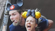 Kaley Cuoco Hits Up Disneyland with Hubby Ahead of 33rd Birthday after Sea Lion Rescue