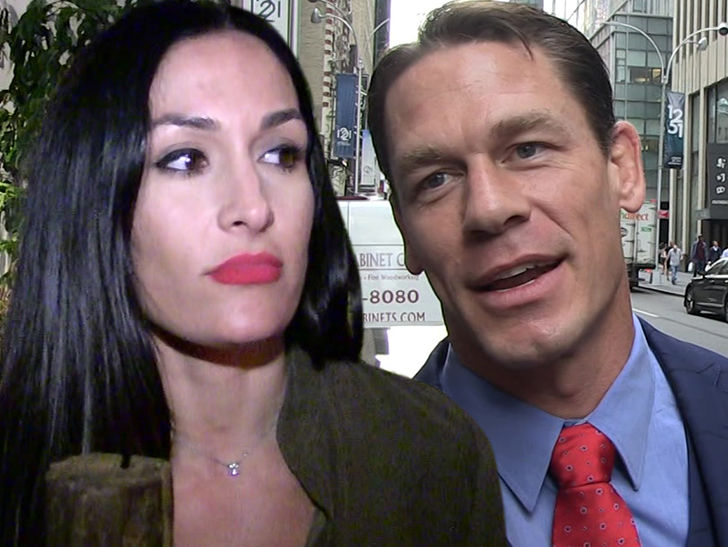 Nikki Bella Not Back Together with John Cena, Despite Thanksgiving Post