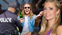 Paris Hilton Saves Friend from Drunk Driving Fiasco