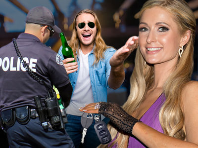 Paris Hilton Saves Friend from Drunk Driving Fiasco