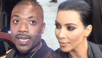 Ray J Sources Say Kim Kardashian is Lying About Being on Ecstasy During Sex Tape