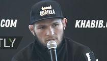 Khabib Nurmagomedov Calls Out Mayweather, Trashes McGregor