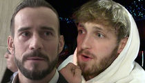 CM Punk, 'I'm Not Fighting Logan Paul'