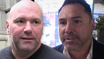 Dana White Rips 'Cokehead' Oscar De La Hoya for Letting Chuck Liddell Fight