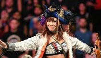 WWE's Kairi Sane Diagnosed with Hand-foot-and-mouth Disease