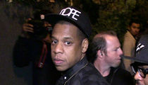 Jay-Z Demands African-American Arbitrator in Dispute Over Roc Nation Logo