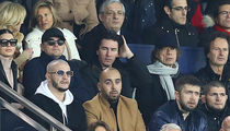 Khabib Gets Better Seats Than DiCaprio and Mick Jagger at PSG Game