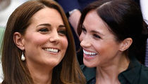 Kate Middleton Focusing on Public Image, Keeping Up with Meghan Markle