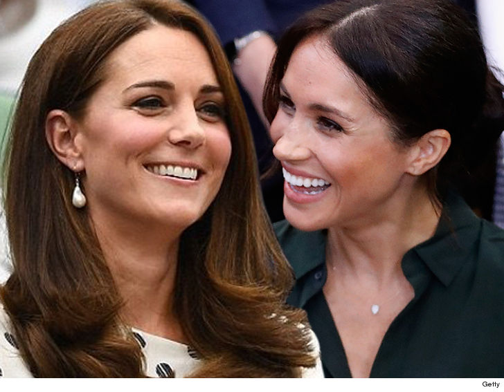 Image result for meghan markle kate middleton