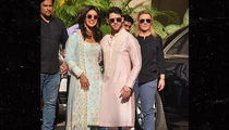 Priyanka Chopra and Nick Jonas Wear Traditional Indian Garb Ahead of Wedding