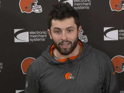 Baker Mayfield Triples Down On Hue Jackson Hate, 'I Get To Have My Own Opinion'
