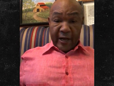 George Foreman Says Floyd Mayweather Can't Be Called Best Ever, Here's Why