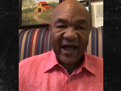 George Foreman Says Deontay Wilder and Tyson Fury Woulda Whooped Him