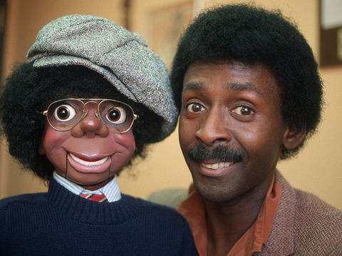 Willie Tyler (right) gained fame in the '80s with his impressive ventriloquist skills -- alongside his comedic counterpart Lester (left) -- on shows like 'American Bandstand,' 'ABC Weekend Specials' and 'Match Game/Hollywood Squares.'