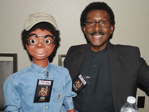Willie Tyler -- now 78 years old -- was recently photographed with Lester (age unknown) looking like smarties.