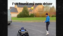 Conor McGregor Clowns Ireland Speeding Punishment, Meet My New Driver!