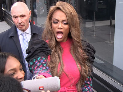 Tyra Banks Talks Cardi B-Nicki Minaj Beef and Drops 'Be a Star' Bars