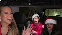 Mariah Carey Teaches Twins Backup Vocals to 'All I Want for Christmas is You'