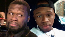 50 Cent Says He Wouldn't Mind if His Son Marquise Got Hit by a Bus