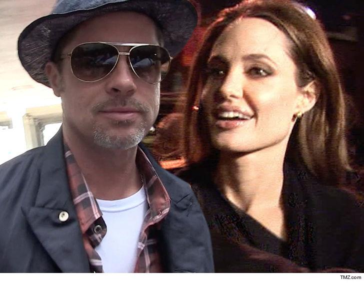 Brad Pitt and Angelina Jolie Reach Custody Agreement